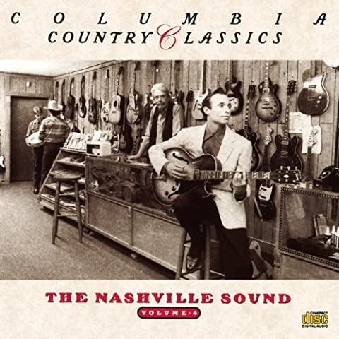 Nashville Sound Vol.4 [Import anglais]