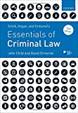 Smith, Hogan, & Ormerod's Essentials of Criminal Law