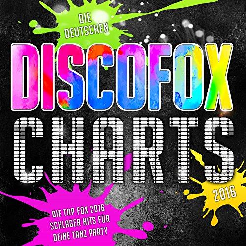 Die deutschen Discofox Charts ...