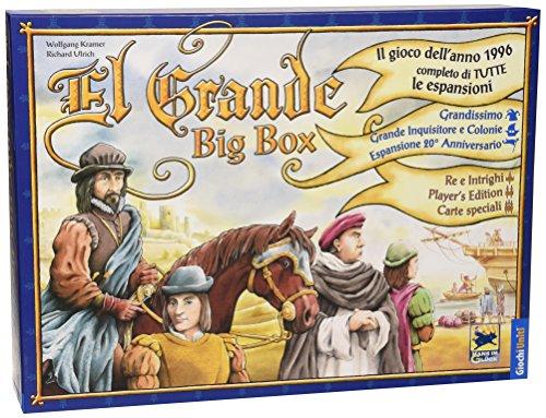 Giochi Uniti Juegos de EE.UU. - El Grande Big Box