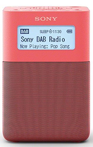 Sony XDR-V20D Radio (DAB+, mit Stereo-Lautsprecher) (Radios Sony)
