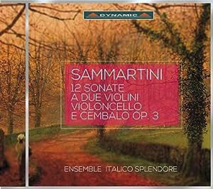 12 Sonate a Due Violini, Violoncello E C