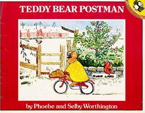 Teddy Bear Postman