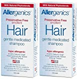 (2 Pack) - Allergenics - Allergenics Shampoo | 250ml | 2 PACK BUNDLE