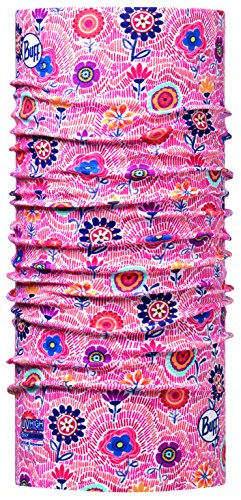 Buff Child High UV Multifunktionstuch, Poppy Flowers Multi, One Size (Multi Bekleidung Kleine Kinder)