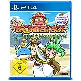 Wonder Boy: Asha in Monster World (PlayStation PS4)