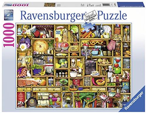Ravensburger 19298 - Kurioses Küchenregal