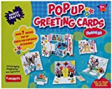 Handy Crafts Pop Up Greeting Cards, Mult...