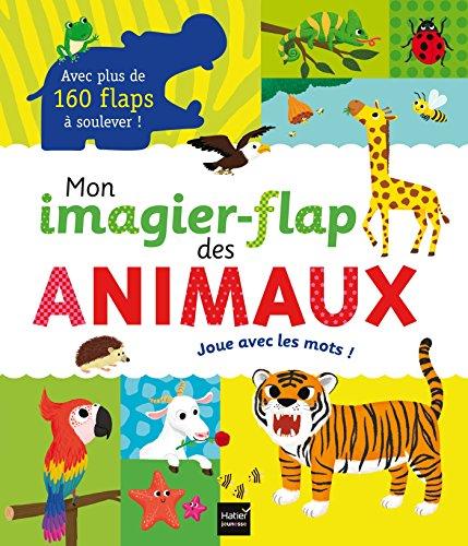 Mon imagier-flap des animaux