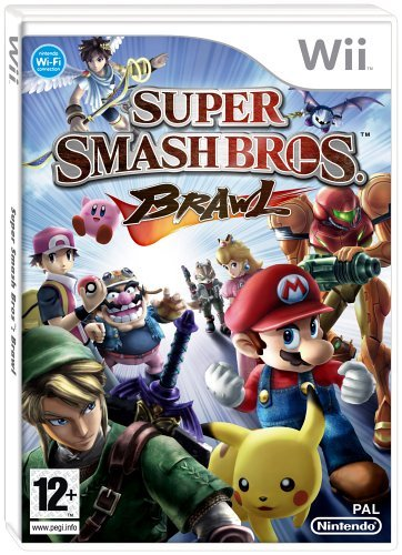 Super Smash Bros. Brawl WII (Smash Super Für Wii)