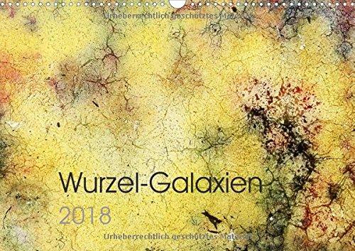 Preisvergleich Produktbild Wurzel-Galaxien (Wandkalender 2018 DIN A3 quer): Garten-Experimente mit brillantem Ausgang. (Monatskalender, 14 Seiten )