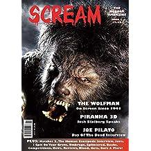 SCREAM: The Horror Entertainment Magazine: Issue 1