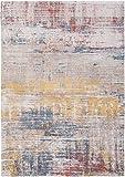 Louis de Poortere Teppich-(Streaks 8714Montauk Multi farbige, verblasst, modern, modern Style Teppiche, Multi, 170x240cm - (5'7x7'10)