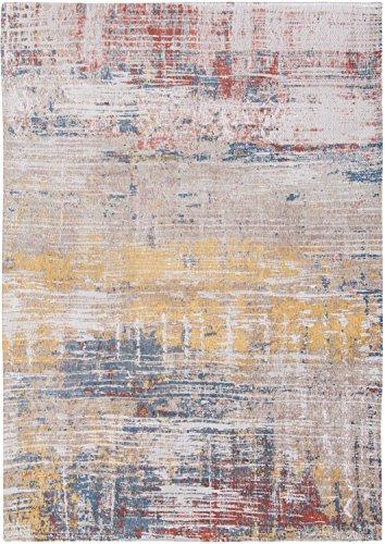 Louis de Poortere Teppich-(Streaks 8714Montauk Multi farbige, verblasst, modern, modern Style Teppiche, Multi, 170x240cm - (5'7x7'10) (Teppiche 10x10)