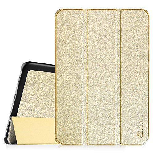 Fintie Samsung Galaxy Tab S2 8.0 Custodia - Ultra Sottile Di Peso Leggero Tri-Fold Case Cover Sleeve Con Funzione Sleep/Wake per Tablet Samsung Galaxy Tab S2 8.0' (8 pollici) Tablet, Oro
