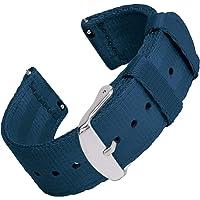 Archer Watch Straps   Ceinture de Sécurité Bracelets de Remplacement en Nylon Facilement Interchangeables pour Montre…