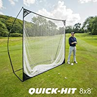 QUICKPLAY Quick-Hit Golf Training Net | Now Available in 2 Sizes