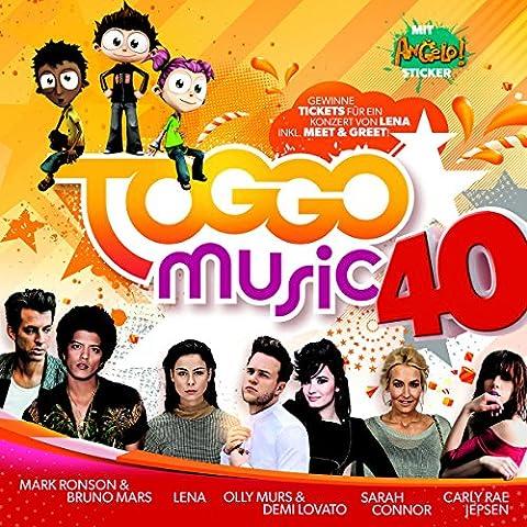 Toggo Music 40 (Neueste Cd)