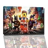 the lego movie Bild auf Leinwand -- 60x40 cm fertig gerahmte Kunstdruckbilder als Wandbild - Billiger als Ölbild oder Gemälde - KEIN Poster oder Plakat