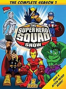 The Super Hero Squad - Complete Season 1 Boxset [DVD]
