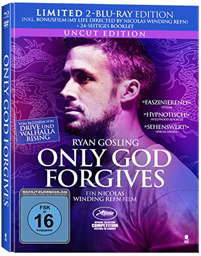Only God Forgives: Limited Edition (2-Disc Set) [Blu-ray]