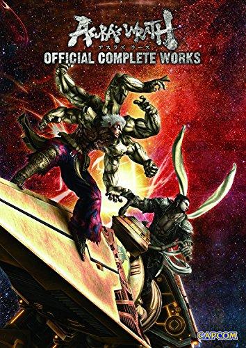Asura's Wrath: Official Complete Works por Capcom