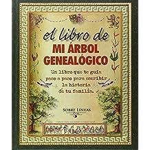 El Libro De Mi Árbol Genealógico (Sobre Líneas)