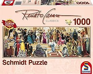 Schmidt Spiele 59381 1000pieza(s) Puzzle - Rompecabezas (Jigsaw Puzzle, Televisión/películas, Niño/niña, 948 mm, 327 mm, 373 mm)