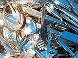 Glücksvilla Serie fein & edel: Fein & edel 4 - Exklusives Künstlermotiv, XXL Bild/Wandbild, Größe: 120 x 90 cm Quer-Format, Digital-Druck auf Acrylglas 5 mm