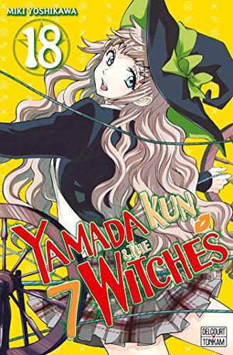 Yamada Kun & the 7 Witches Edition simple Tome 18
