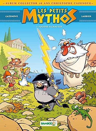 Les petits mythos 10 ans Cazenove