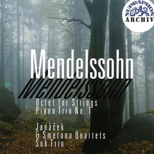 Mendelssohn - Octet for Strings Test