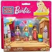 Mega Bloks Barbie Beach Vacation (Multi-Pack)