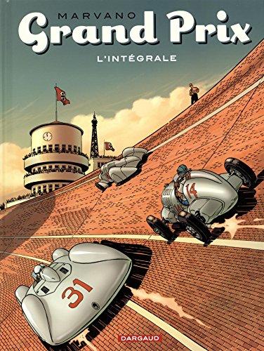 Grand Prix - Intégrale complète - tome 1 - Grand Prix - Intégrale complète