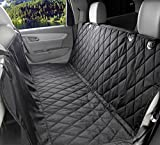 MKQPOWER Dog Seat Covers Pet Travel Barrier With...