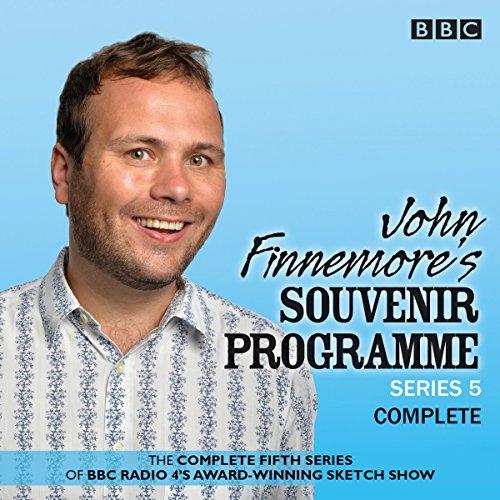 ouvenir Programme: Series  5: The BBC Radio 4 comedy sketch show ()