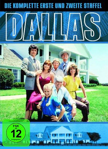 Dallas - Die komplette erste und zweite Staffel (7 DVDs)