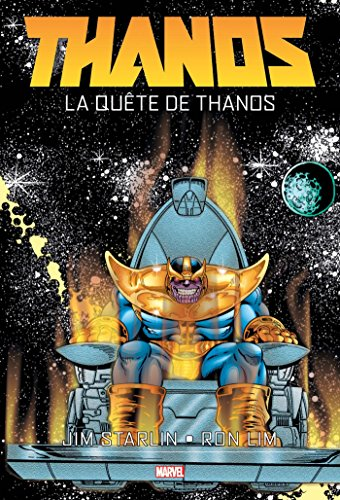Thanos : La quête de Thanos par Jim Starlin