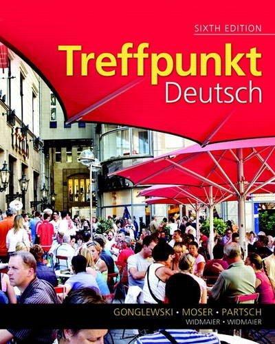 Treffpunkt Deutsch: Grundstufe Plus MyGermanLab with eText multi semester -- Access Card Package (6th Edition) by Margaret T. Gonglewski (2013-06-02)