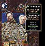 Mussorgsky, M.P.: Pictures at an Exhibition / 3 Movements From Petrushka