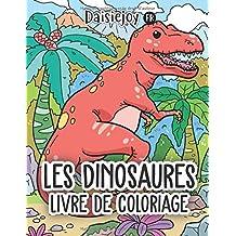 Livre Coloriage Dinosaure.Amazon Fr Coloriage Dinosaure Broche Livres
