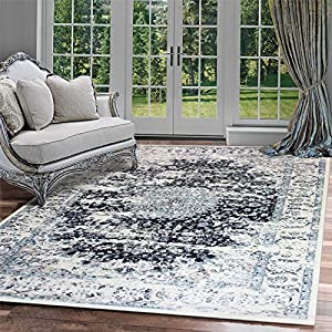 A2Z Rug Traditional Vintage Nain 1578 Collection Area Rugs by Turkey