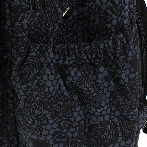 Gazechimp Wasserdichte Mummy bag Windeltasche Rucksack 6 Farben Grau