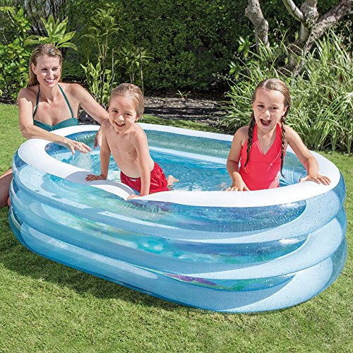 Intex 57482NP – Pool Oval Whale Fun - 2