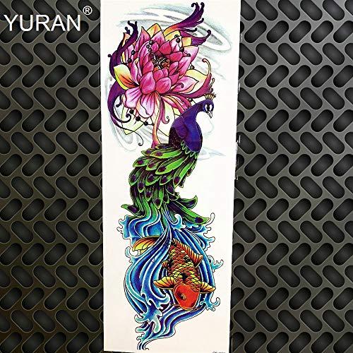 GVDTYKJF Tatuajes Temporales 25 Desgin Tatuajes De