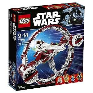 LEGO Star Wars Jedi Starfighter With Hyperdrive [75191 - 825 pcs]