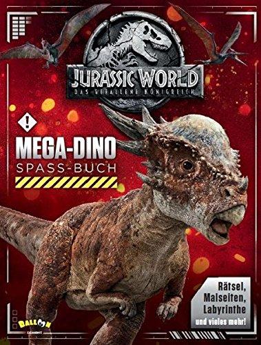 Shopping - Ratgeber 61JyeuMrhyL Empfehlungen zum Kinostart Jurassic World - Das gefallene Königreich