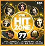 Charthits incl. Be The One (Dua Lipa) (Compilation CD, 44 Tracks)