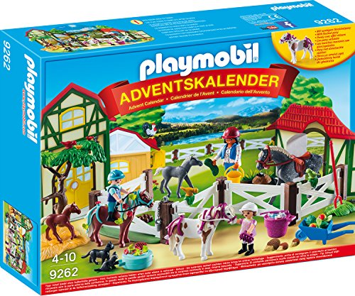 PLAYMOBIL-9262-Adventskalender-Reiterhof