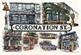 The Street Now and Then - Cross Stitch Kit